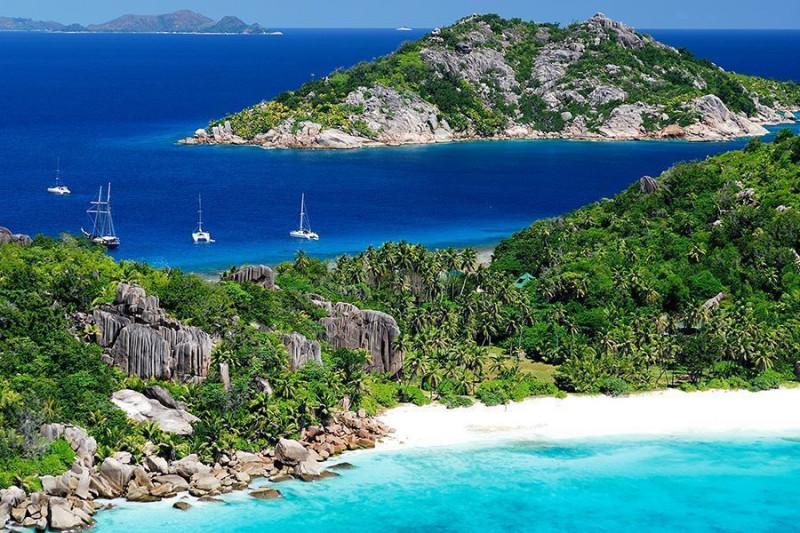 Seychelles Praslin Deluxe Cruise | crociera a vela in catamarano |