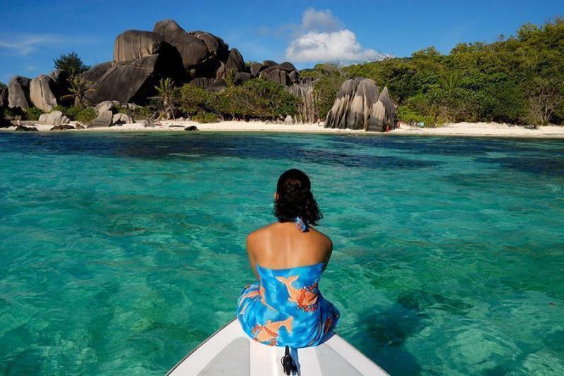 Seychelles Silhouette Cruise | crociere a vela in catamarano