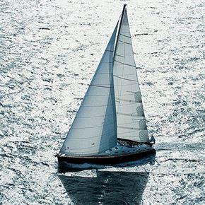 Skippered yacht