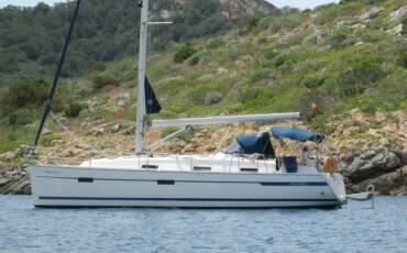 Bavaria Cruiser 36, Baluma