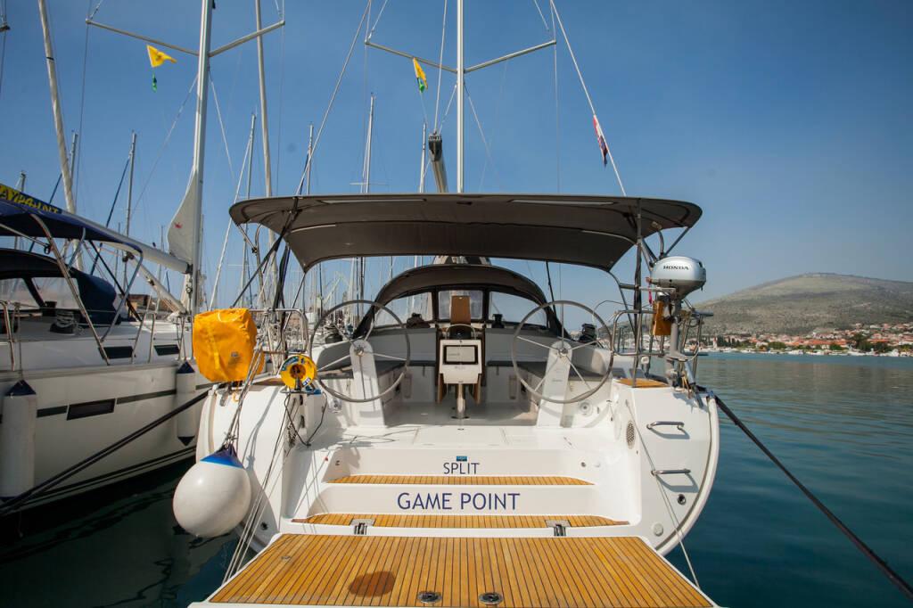 Bavaria Cruiser 51, Game Point