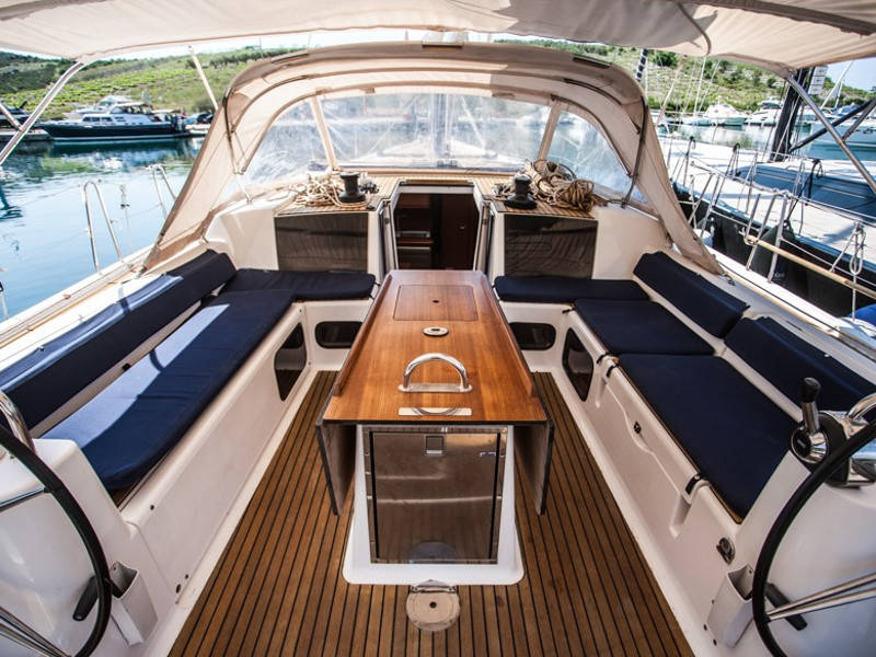 Dufour 56 Exclusive, KAZKA - fully equipped
