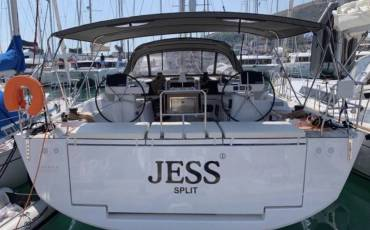 Dufour Exclusive 56, Jess