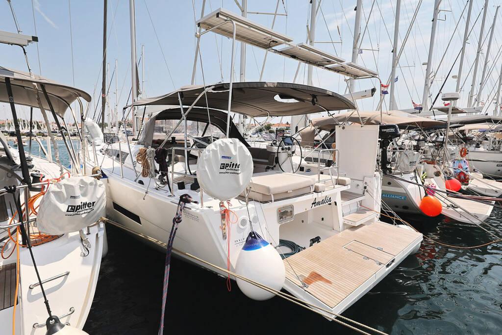 Dufour Exclusive 56, Amalia