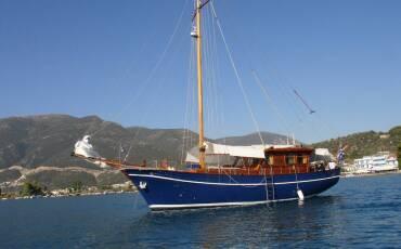 Gulet Aegeas, Aegeas