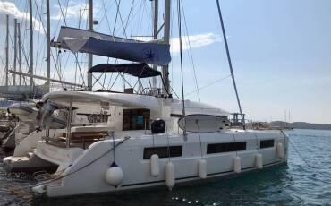 Lagoon 450 F Claudia III NEW