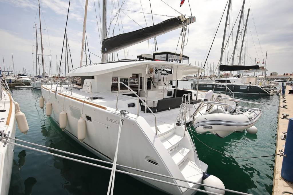 Lagoon 450 S, ADRIATIC QUEEN