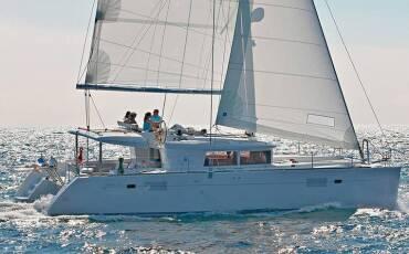 Lagoon 450 MARK V