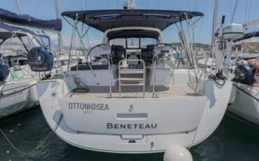 Oceanis 60, Ottoni@sea