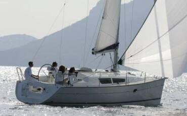 Sun Odyssey 32i, Ristretto 1