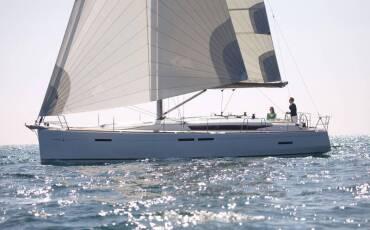 Sun Odyssey 449 PRES- 449-17-I