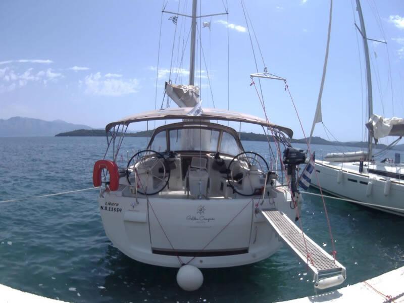 Sun Odyssey 519, Libera
