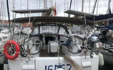 Sun Odyssey 519, Alboran Jerez (Majorca)