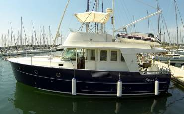 Swift Trawler 42 Podatok